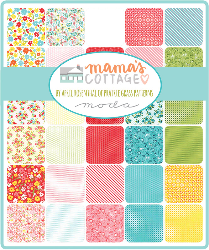 Product category 'MODA Fabric Collections & Ranges' image