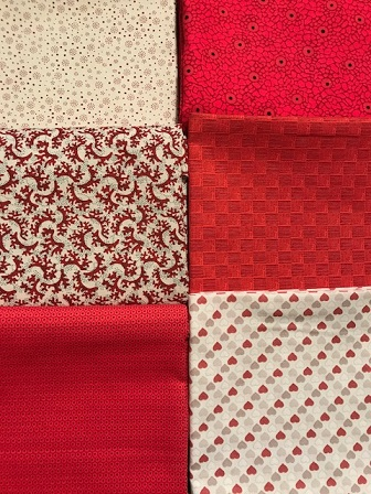 Product subcategory 'Fat Quarter Bundles' image