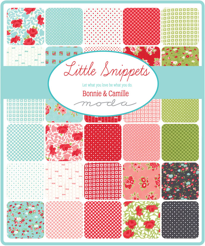 Product subcategory 'Little Snippets & Daysail from Bonnie & Camille NEW!!!' image