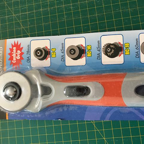 Rotary Cutter 45mm