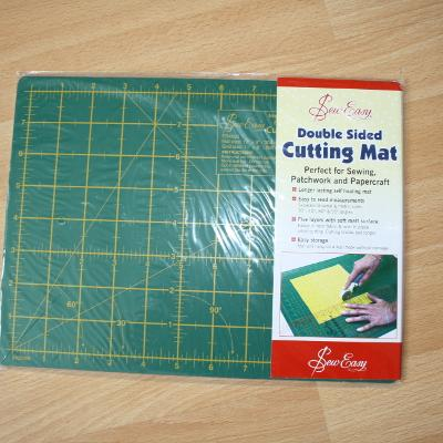 "Cutting Mat 9"" by 12"""