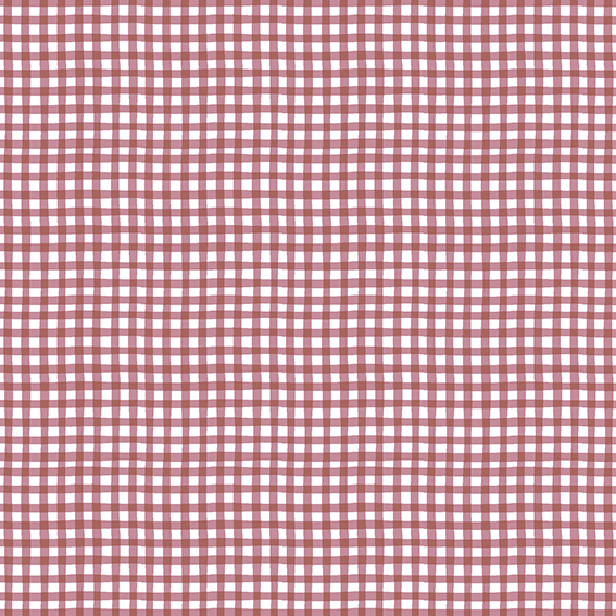 Kitty Pink Gingham