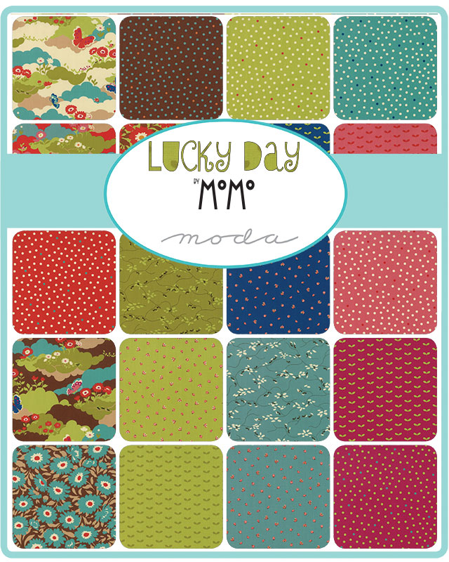 Lucky Day Jelly Roll