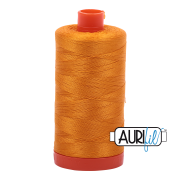 Aurifil 2145 Yellow Orange