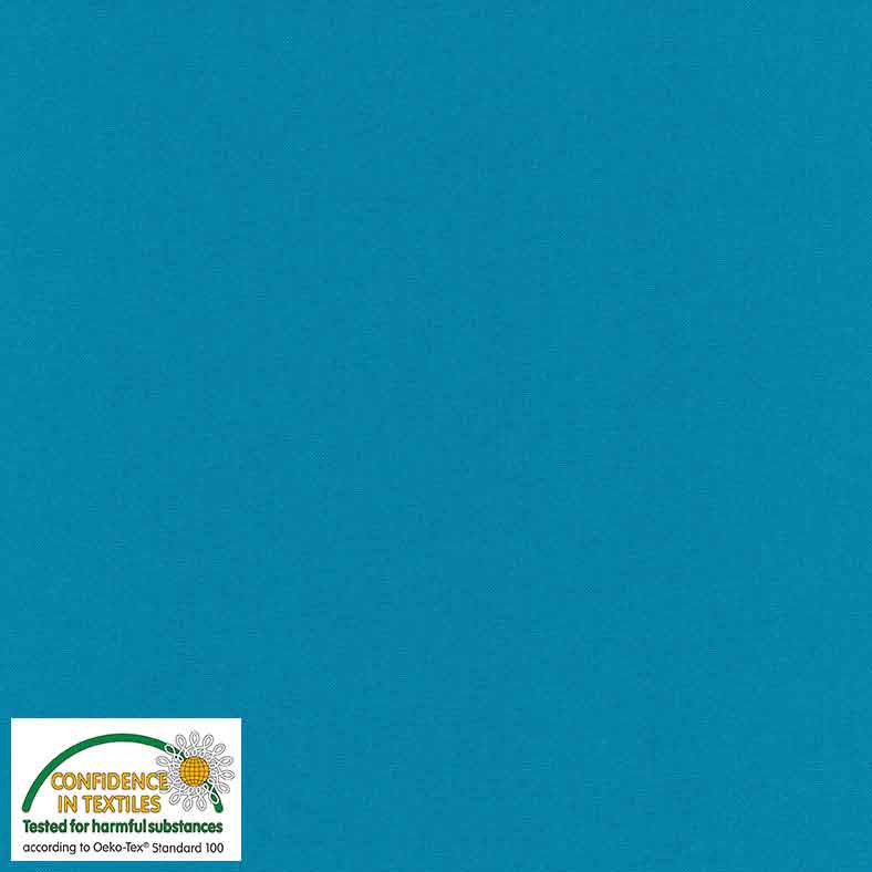 Quilters Solid - Turquoise