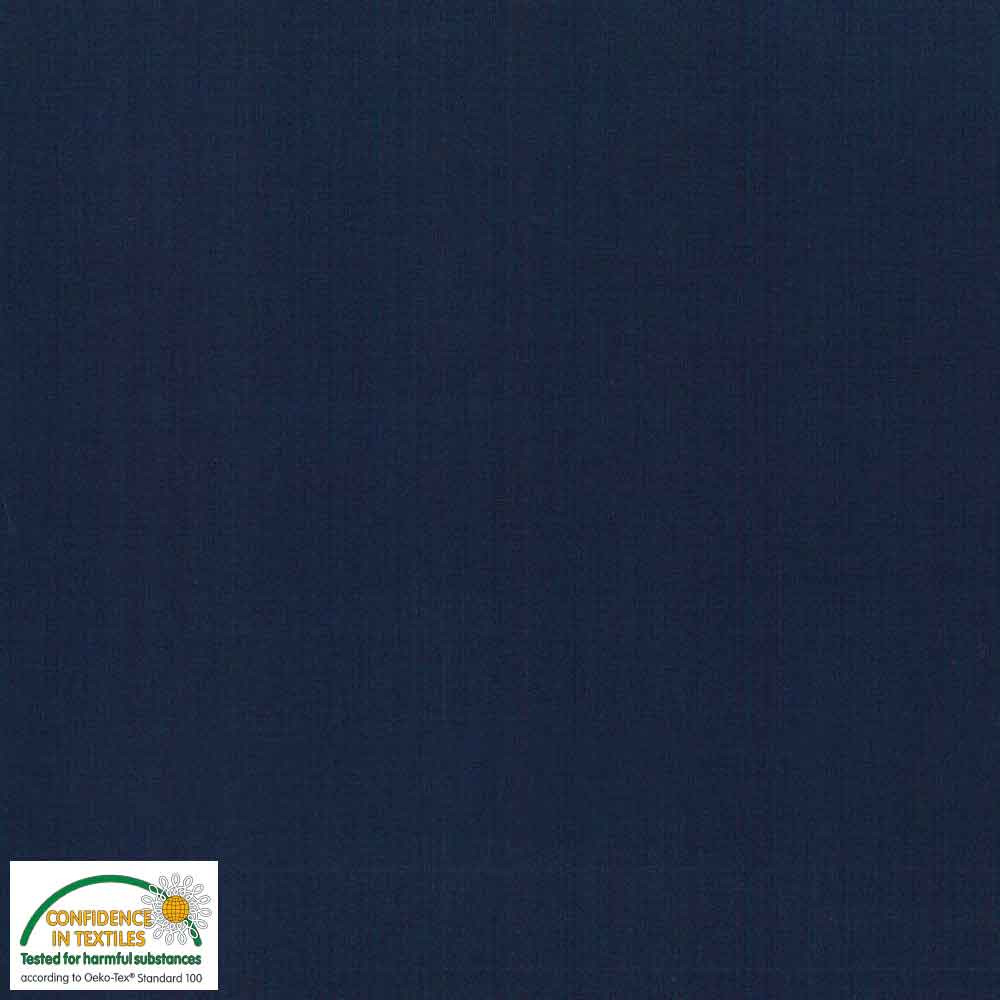 "Swan Solid Navy 60"" WIDE"