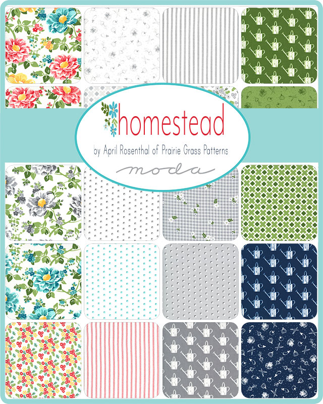 Homestead Charm Pack NEW!!!
