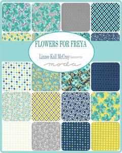 Flowers for Freya Layer Cake. Product thumbnail image