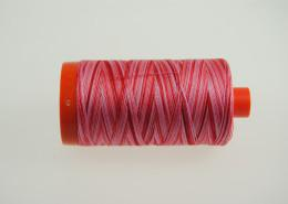 Aurifil 4668 Strawberry Parfait. Product thumbnail image