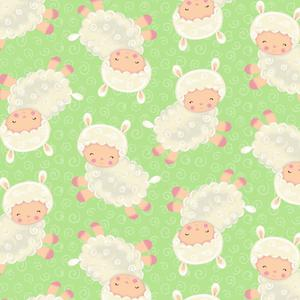 Spring Fling Sheep. Product thumbnail image