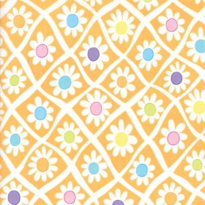Frolic Orange Floral. Product thumbnail image