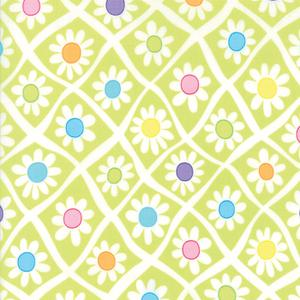 Frolic Green Floral. Product thumbnail image