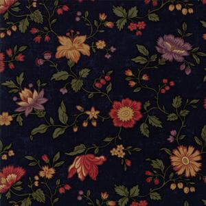 Natures Glory Navy Floral. Product thumbnail image