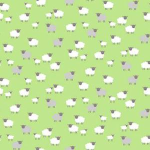Spring Sheep Green. Product thumbnail image