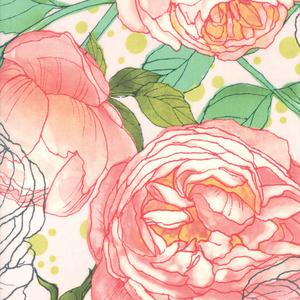 Abby Rose Large Flower. Product thumbnail image