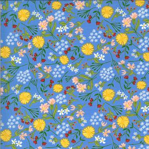 On the Farm Blue Floral. Product thumbnail image